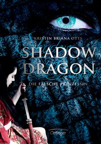Cover Shadow Dragon. Die falsche Prinzessin