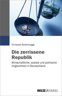 Cover Die zerrissene Republik