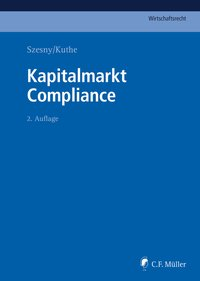 Cover Kapitalmarkt Compliance