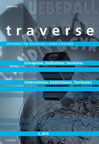 Cover Unternehmen, Institutionen, Territorien