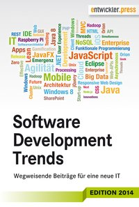 Cover Software Development Trends, Edition 2014