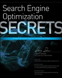 Cover Search Engine Optimization (SEO) Secrets