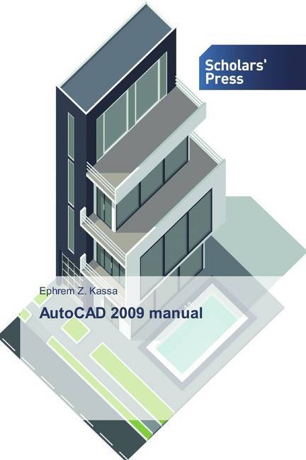 Cover AutoCAD 2009 manual