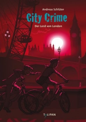 Cover City Crime - Der Lord von London