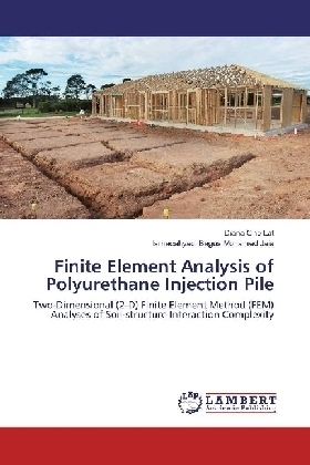 Cover Finite Element Analysis of Polyurethane Injection Pile