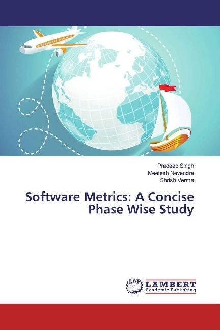 Cover Software Metrics: A Concise Phase Wise Study