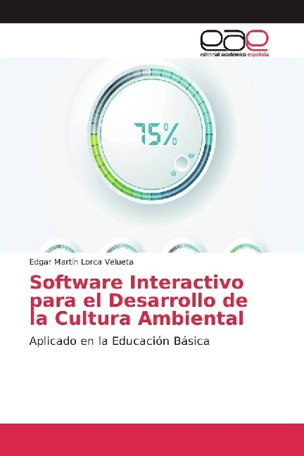 Cover Software Interactivo para el Desarrollo de la Cultura Ambiental
