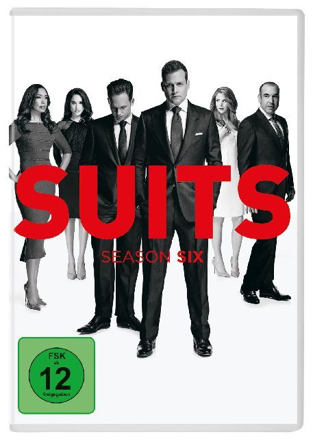 Suits. Season.6, 4 DVD
