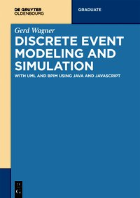 Cover Discrete Event Modeling and Simulation