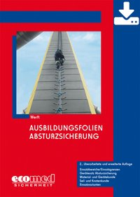 Cover Ausbildungsfolien Absturzsicherung - Download