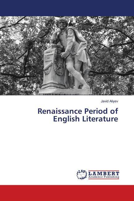 Cover Renaissance Period of English Literature