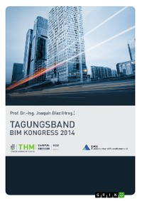 Cover BIM Kongress 2014. Tagungsband