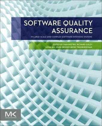 Cover Software Quality Assurance