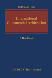 Cover International Commercial Arbitration