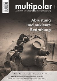 Cover Abrüstung und nukleare Bedrohung