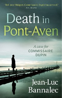Cover Death in Pont-Aven