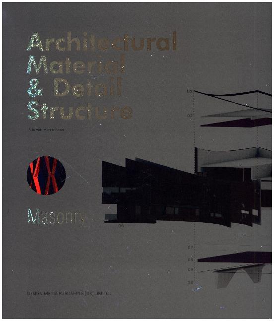 Cover Architectural Material & Detail Structure, Masonry