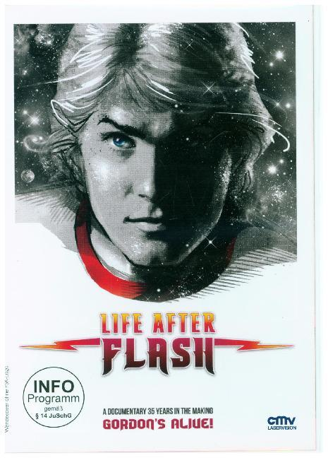 Life After Flash. DVD