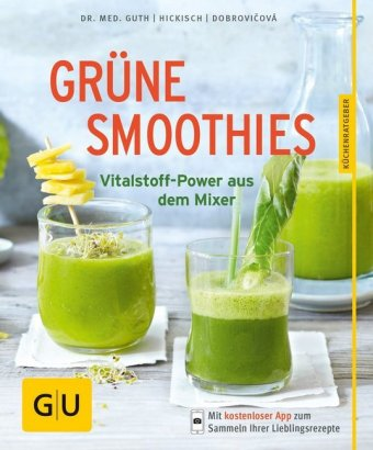 Cover Grüne Smoothies