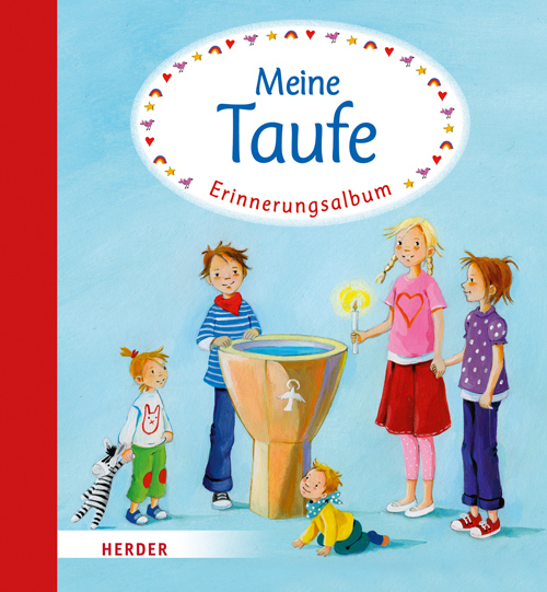 Cover Meine Taufe