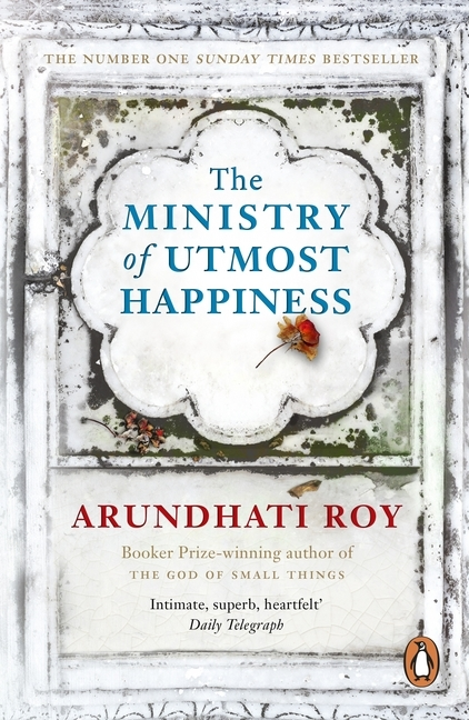 Cover The Ministry of Utmost Happiness