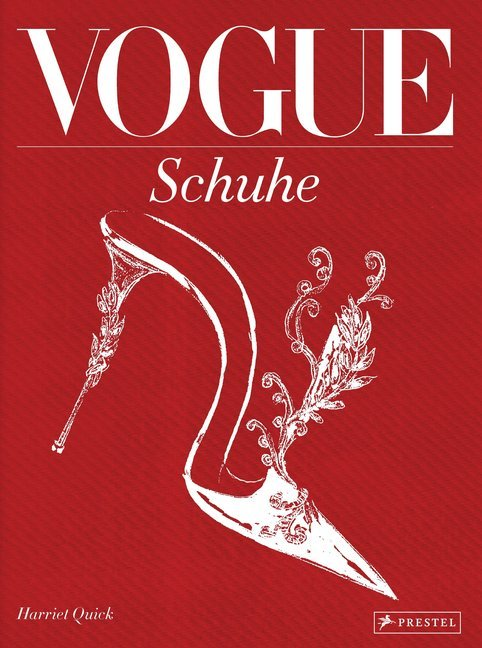 Cover VOGUE: Schuhe