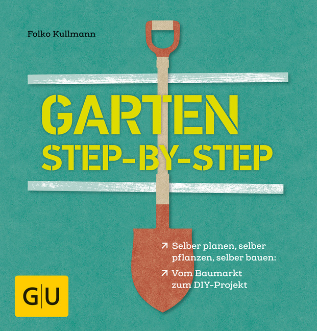 Cover Garten step-by-step