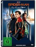 Spider-Man: Far From Home, 1 DVD