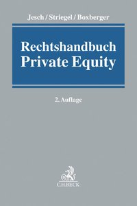 Cover Rechtshandbuch Private Equity
