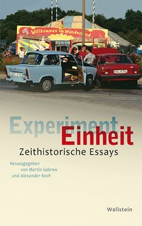 Cover Experiment Einheit