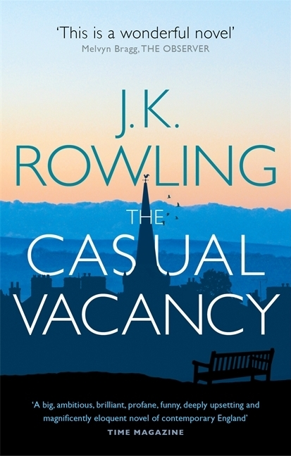 Cover The Casual Vacancy