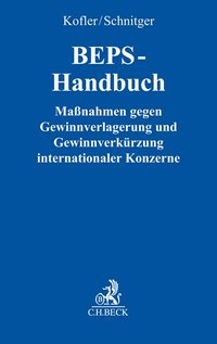 Cover BEPS-Handbuch
