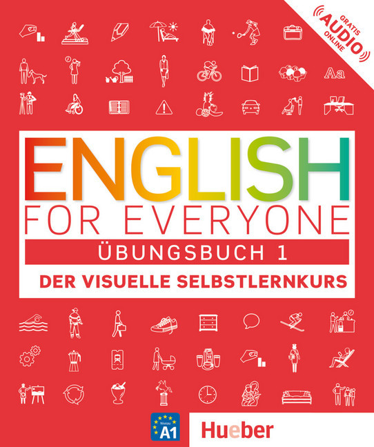 Cover English for Everyone Übungsbuch 1