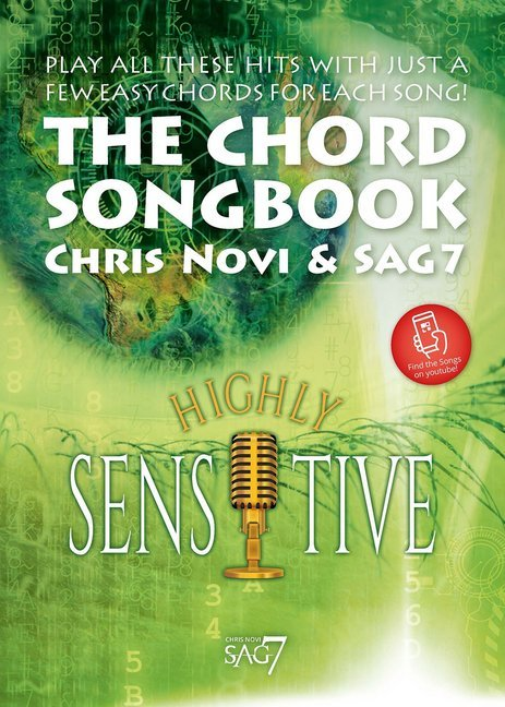 Cover The Chord Songbook - Highly Sensitive