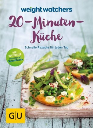 Cover Weight Watchers 20-Minuten-Küche
