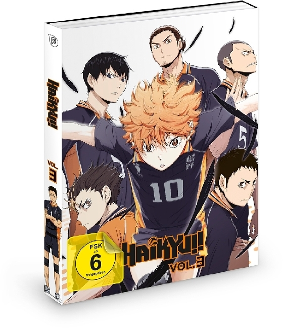 Haikyu!! 03. Episode 14-18
