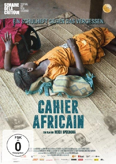 Cahier African
