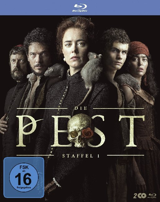 Cover Die Pest, 2 Blu-ray