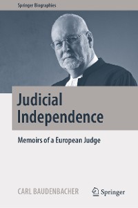 Cover Judicial Independence