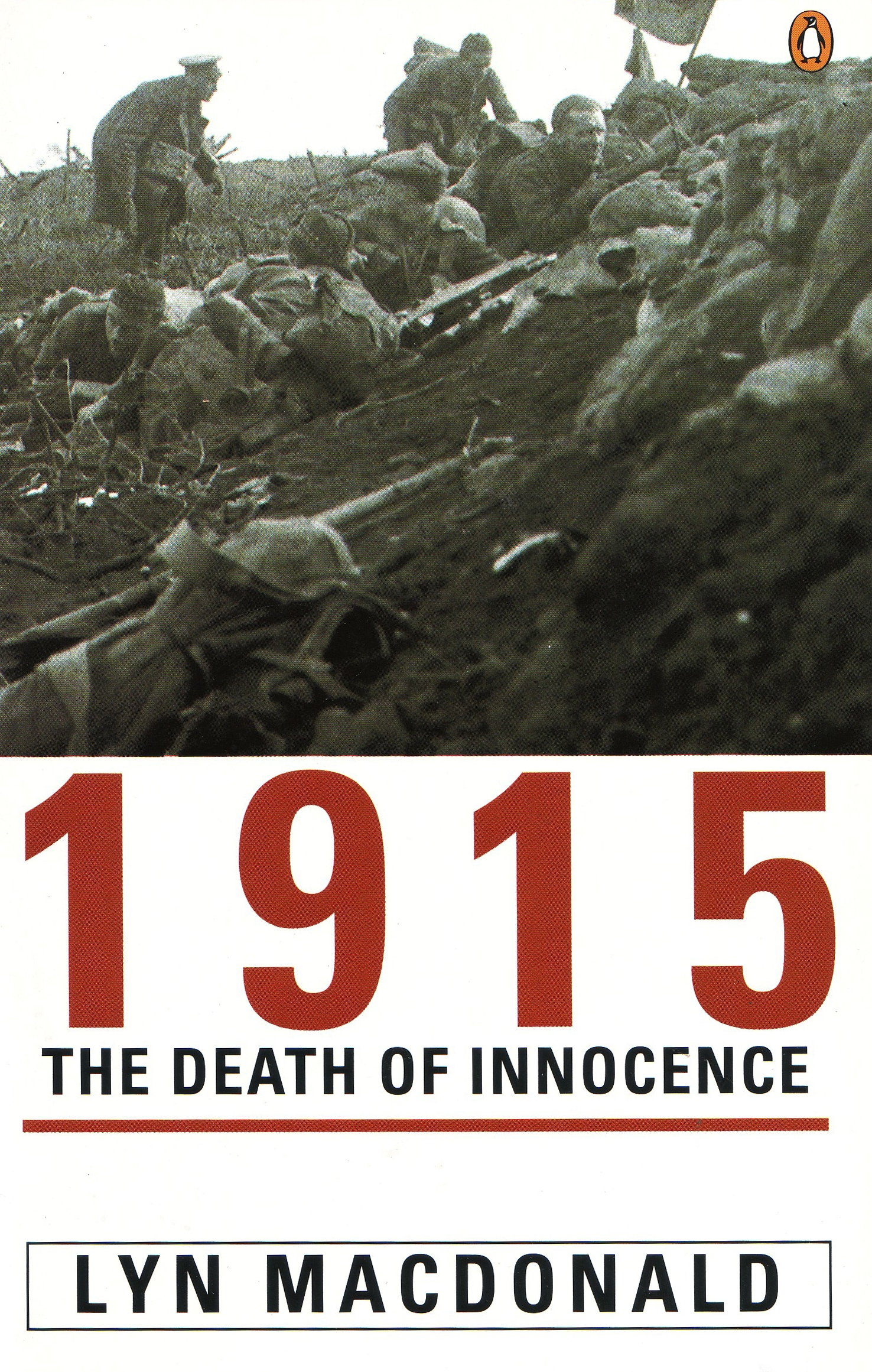 Cover 1915: The Death of Innocence