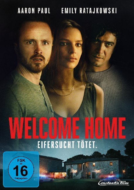 Cover Welcome Home, 1 DVD