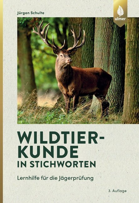 Cover Wildtierkunde in Stichworten