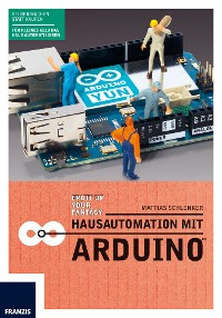 Cover Hausautomation mit Arduino