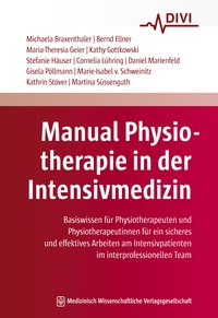 Cover Manual Physiotherapie in der Intensivmedizin