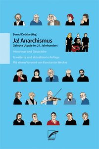 Cover Ja! Anarchismus