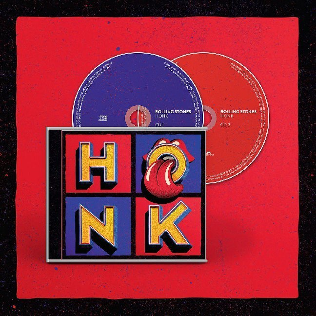 Cover Honk, 2 Audio-CDs