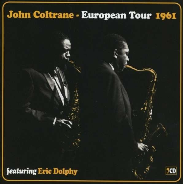 John Coltrane European Tour 1961