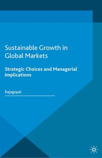 Cover Sustainable Growth in Global Markets
