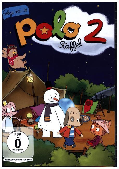 Polo. Staffel.2.4, 1 DVD