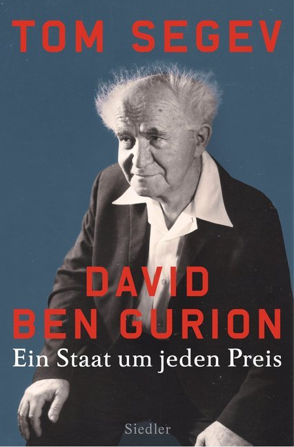Cover David Ben Gurion